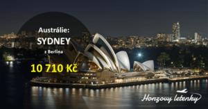 Austrálie: SYDNEY