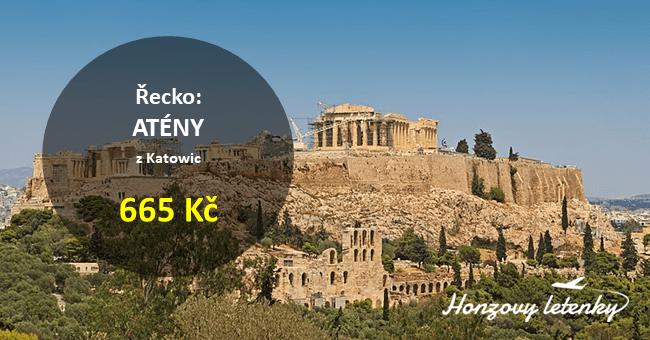 Řecko: ATÉNY