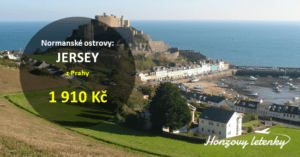 Normanské ostrovy: JERSEY