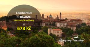 Itálie: BERGAMO