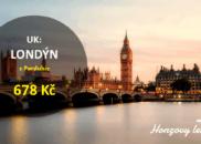 UK: LONDÝN