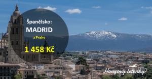 Španělsko: MADRID