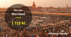Maroko: MARRAKEŠ