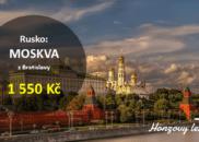 Rusko: MOSKVA