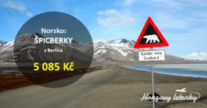 Norsko: ŠPICBERKY