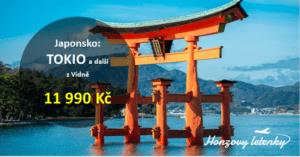Japonsko: TOKIO a další