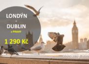 LONDÝN + DUBLIN