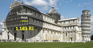 Itálie: PISA