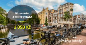 Nizozemsko: AMSTERDAM