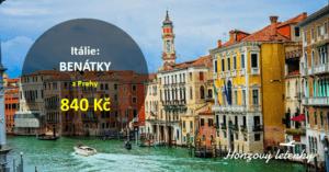 Itálie: BENÁTKY