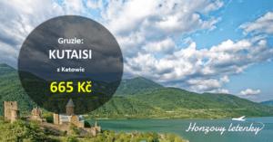 Gruzie: KUTAISI
