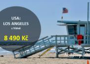 Přímé letenky do LOS ANGELES