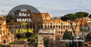 ŘÍM + NEAPOL
