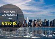 NEW YORK a LOS ANGELES