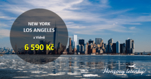 NEW YORK a LOS ANGELES