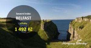 Severní Irsko: BELFAST