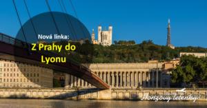 Nová linka z Prahy do Lyonu