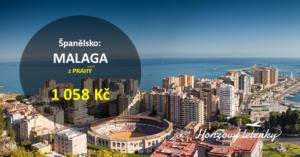 Španělsko: MALAGA