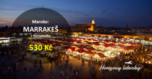 Maroko: MARRAKEŠ