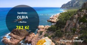 Sardinie: OLBIA