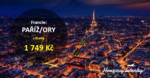 Francie: PAŘÍŽ/ORY