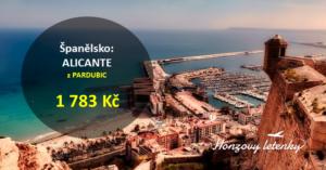 Španělsko: ALICANTE
