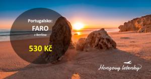 Portugalsko: FARO