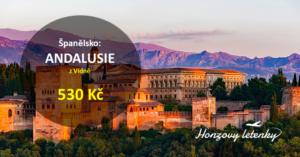 Španělsko: ANDALUSIE