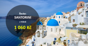 Řecko: SANTORINI