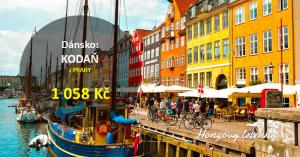 Akční letenky do Kodaně z Prahy