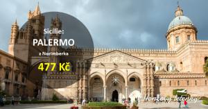 Akční letenky do sicilského Palerma