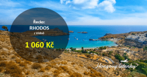 Řecko: RHODOS