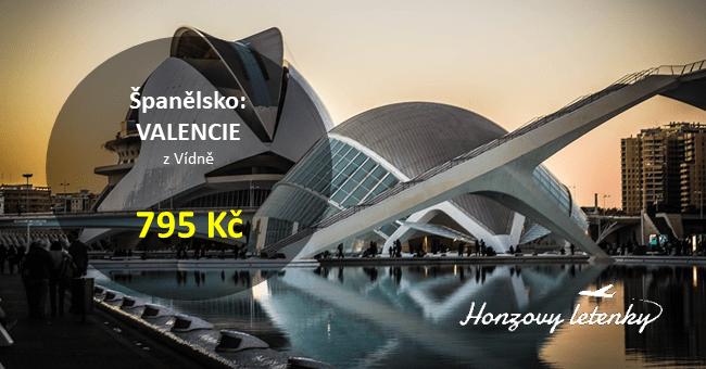 Španělsko: VALENCIE