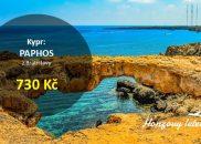 Letenky na KYPR – Paphos