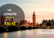Letenky do LONDÝNA za pár korun