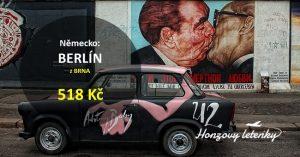 Levně z Brna do BERLÍNA