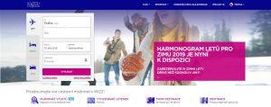 Wizz Air – nákup letenky, tarify, tipy