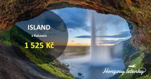 Květnové letenky na ISLAND