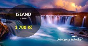 Červnové letenky na ISLAND
