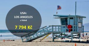 Levné letenky do LOS ANGELES