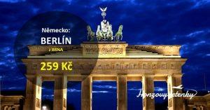 Za pár kaček do BERLÍNA