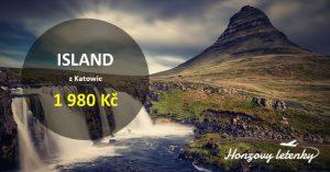 Levné letenky na podzimní ISLAND