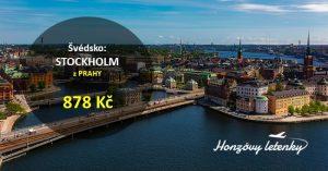 Víkendový STOCKHOLM