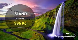 Na ISLAND s levnými letenkami