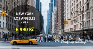 Do New Yorku i Los Angeles
