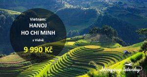 Akční letenky do VIETNAMU