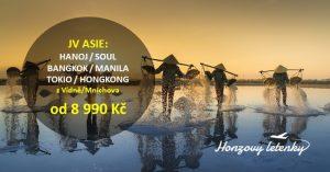 Jihovýchodní ASIE za super ceny