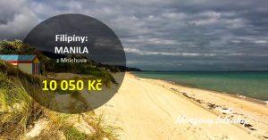 Levné letenky na FILIPÍNY