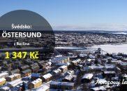 Švédský ÖSTERSUND přímým letem