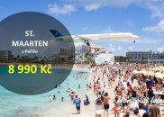 Letenky na St. Maarten